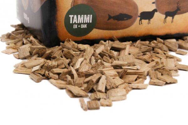 Muurikka dřevěná štěpka – Dub 550 g