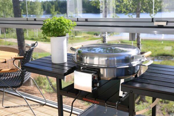 Muurikka letní kuchyně GAS