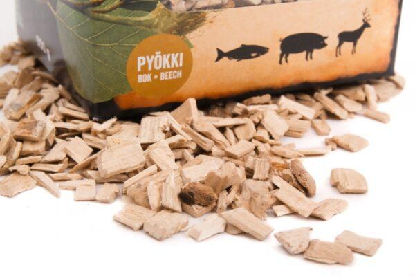Muurikka dřevěná štěpka – Buk 550 g