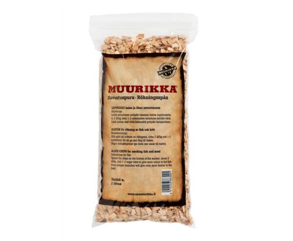 Muurikka dřevěná štěpka – Olše, 2l